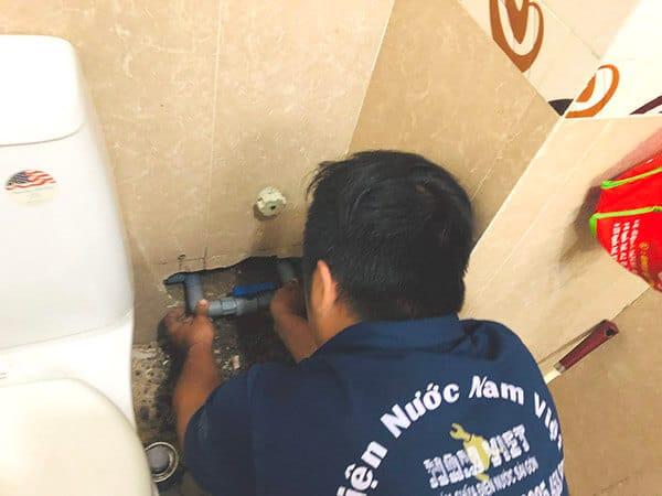 Sửa van khóa nước tại quận 4