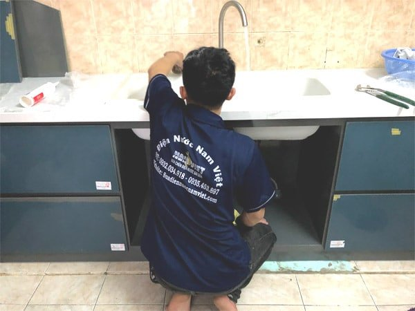 Sửa ống nước tại quận 1 TPHCM