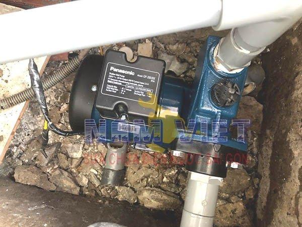 Thợ sửa ống nước tại quận 1 nhanh chóng