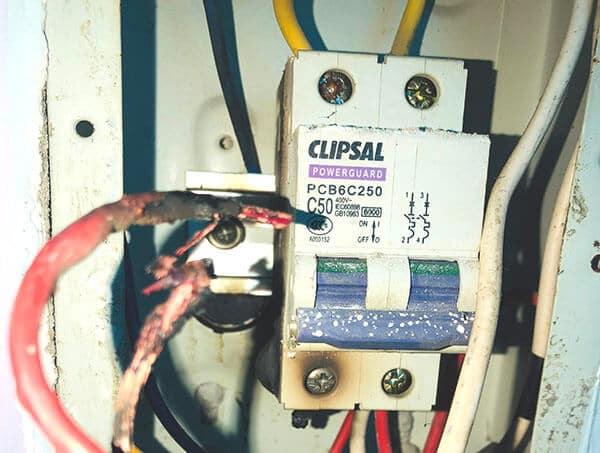Cách sửa chập cháy điện