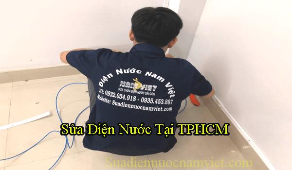 Sửa chữa điện nước tại quận 12 giá rẻ
