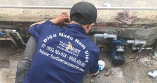 Thợ sửa ống nước tại nhà tphcm giá rẻ