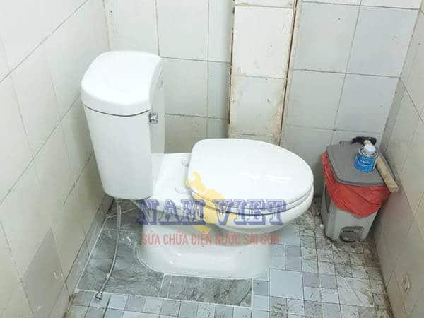 hướng dẫn lắp đặt thiết bị nhà vệ sinh