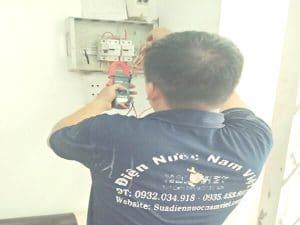 Thợ sửa chập điện tại nhà các quận TPHCM
