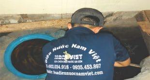 Thợ sửa ống nước tại quận Bình Thạnh TPHCM