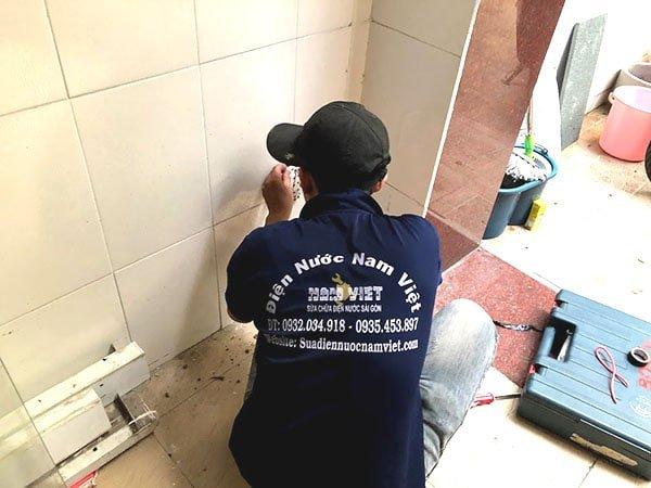 Thợ sửa chữa điện tại nhà quận Bình Thạnh
