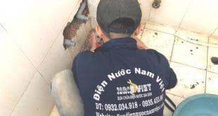 Thợ sửa đường nước tại quận Phú Nhuận