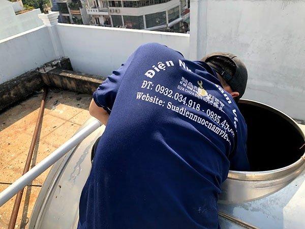 Thợ sửa ống nước nóng lạnh