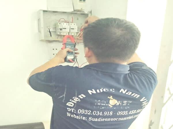 Kiểm tra sự cố điện
