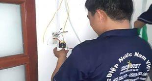 Sửa chữa điện nước tại quận 4 giá rẻ
