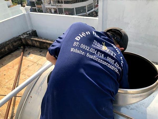 Thợ sửa ống nước tại quận 6