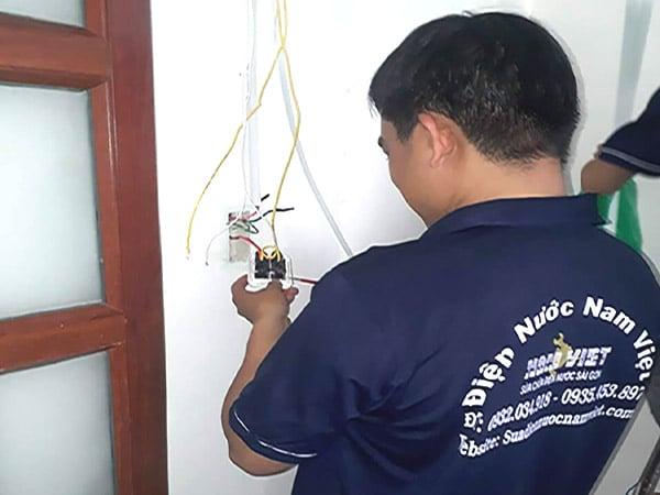 Thợ sửa chữa điện tại quận Phú Nhuận giá rẻ