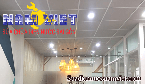 Sửa chữa điện nước tại quận Bình Tân giá rẻ