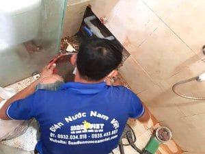 Thợ sửa ống nước tại quận 8