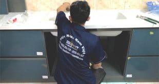 Thợ sửa thiết bị vệ sinh tại quận Bình Tân