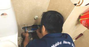 Thợ sửa van khóa nước quận Tân Phú