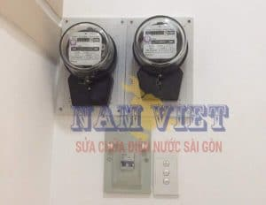 Lắp đồng hồ điện nhà trọ quận Thủ Đức