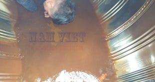 Vệ sinh bồn chứa nước tại quận 11