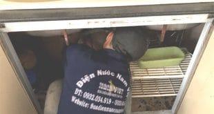 Thợ sửa thiết bị vệ sinh tại quận Gò Vấp