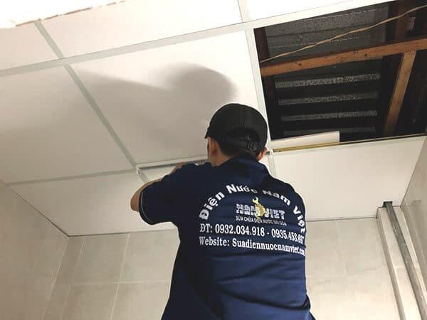 Dịch vụ sửa điện tại quận 4