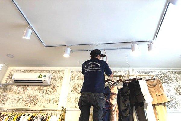 Thợ sửa điện nước tại quận 4 giá rẻ