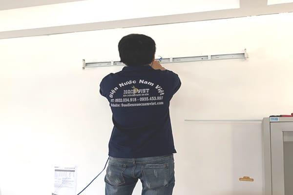 Thợ sửa điện nước tại nhà quận 4