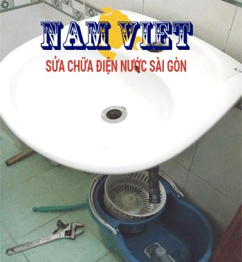 Sửa lavabo ở quận Gò Vấp