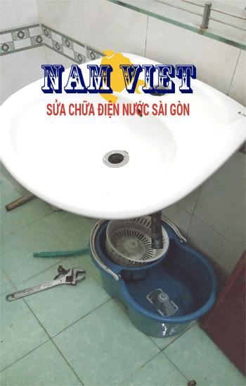 Sửa bồn cầu, lavabo ở quận Gò Vấp
