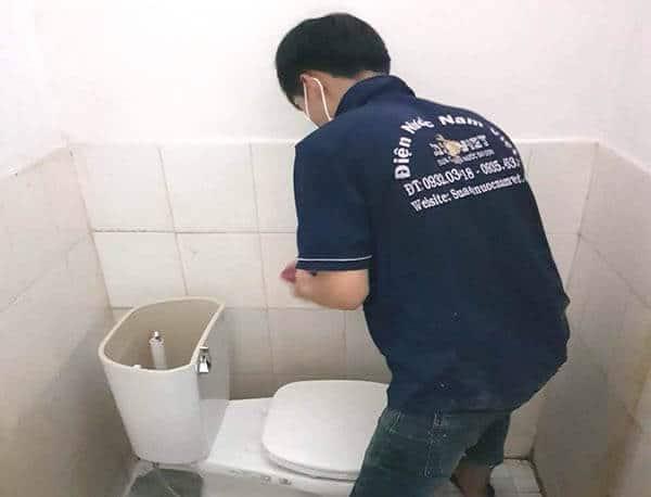 Thợ sửa bồn cầu quận Gò Vấp