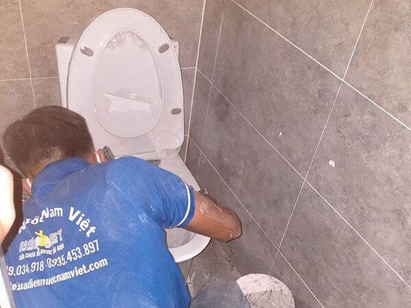 Thợ sửa bồn cầu tại quận Bình Thạnh