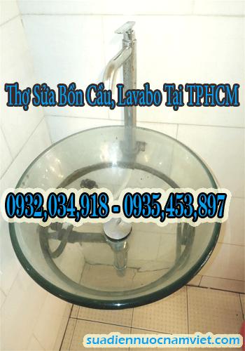 Sửa bồn cầu, lavabo ở quận Tân Bình – 0935.453.897