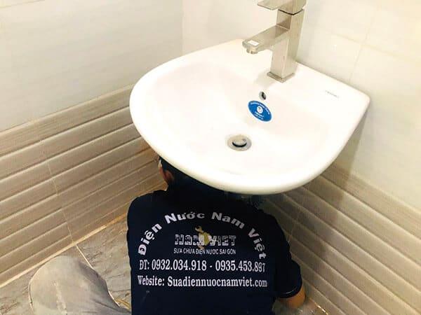 Sửa lavabo tại quận Bình Thạnh