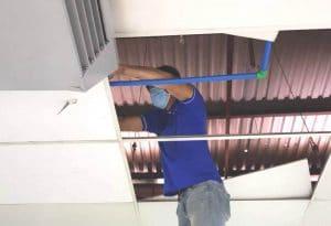 Hàn ống nước nóng trong căn hộ