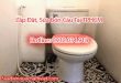 Sửa bồn cầu, lavabo ở quận 2 Hồ Chí Minh – 0932.034.918