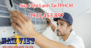 Vệ sinh máy lạnh tại quận Bình Thạnh - 0935,453,897