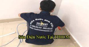 Thợ lắp điện tại nhà quận 7