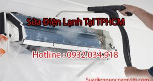 Vệ sinh máy lạnh tại quận Phú Nhuận TPHCM