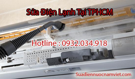 Vệ sinh máy lạnh tại quận Phú Nhuận - 0935.453.897
