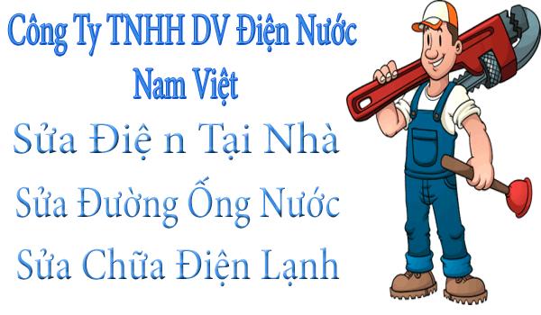 Công Ty TNHH DV Điện Nước NAM VIỆT