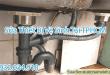 Thợ lắp đặt, sửa lavabo, bồn rửa chén bát tại nhà TPHCM giá rẻ