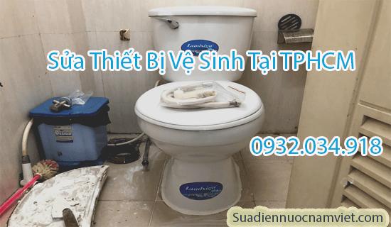 Sửa bồn cầu, lavabo ở quận 8 TPHCM