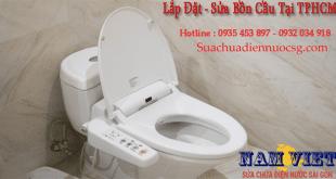 Sửa bồn cầu, lavabo ở quận 8 Hồ Chí Minh