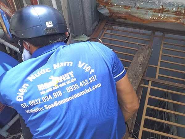 Thông tắc đường ống nước thải