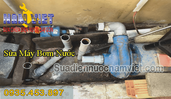 Thợ lắp đặt, sửa máy bơm nước tại nhà TPHCM giá rẻ
