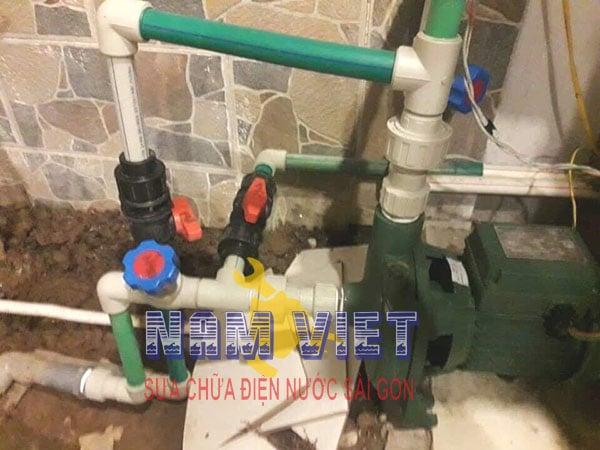 Thợ lắp đặt, sửa máy bơm nước tại quận Thủ Đức nhanh chóng