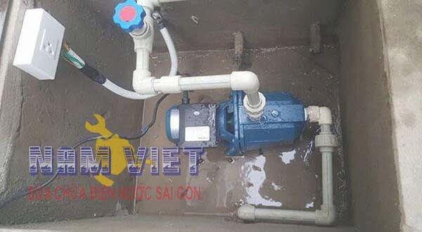 Thợ sửa máy bơm nước giá rẻ tại TPHCM