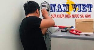 Lắp đồng hồ điện nhà trọ quận Bình Thạnh