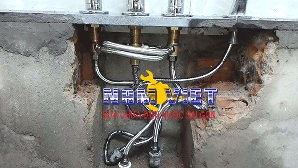 Sửa ống nước tại nhà TP. Hồ Chí Minh