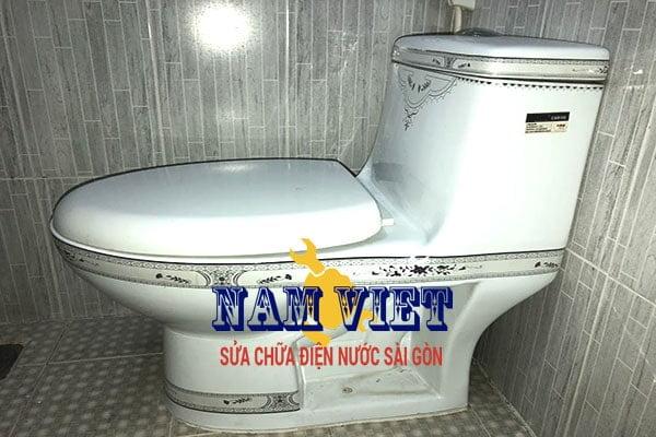 Sửa bồn cầu, lavabo ở quận 10 giá rẻ