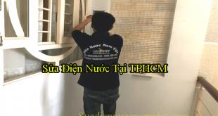 Sửa chữa điện nước tại quận Phú nhuận giá rẻ